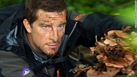 Bear Grylls Survival Academy expands into Africa - CNN | Hunting Gears | Scoop.it