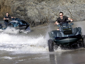 Vídeo - Qual destes veículos prefere para passar pela água? | Motores | Scoop.it