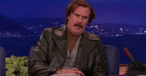 Ron Burgundy Sings Campaign Song for Toronto Mayor Rob Ford | Media Relations Articles: Rob Ford | Scoop.it