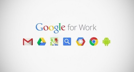 4 Reasons Why Your Small Business Should Use Google Apps for Work  | 21st Century Creative Resources | Scoop.it