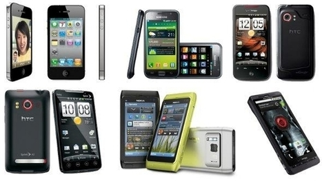 Mobile phones could become biggest flash consumer of 2013 - ITProPortal | Mobile (Post-PC) in Higher Education | Scoop.it