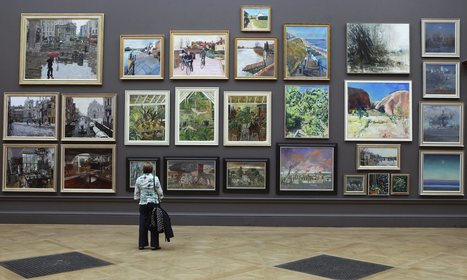 Selling art online and reaching new markets: 5 tips for artists - The Guardian (blog)   Emerging Artists & New Collectors   Scoop.it