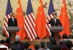 Climat: historique, vraiment, l'accord Chine-USA? - Journal de l'environnement | Transitions | Scoop.it
