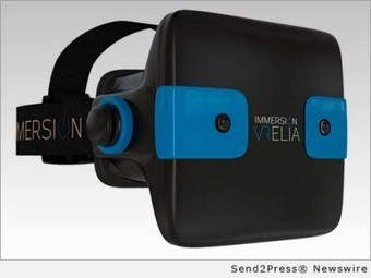 ImmersiON, VRelia partner on virtual reality system - Hypergrid ... | 4D-Architecture | Scoop.it