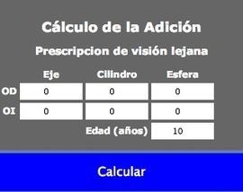 Cálculo de la Adición - Luis Cornejo | Casos de óptica y optometria | Scoop.it