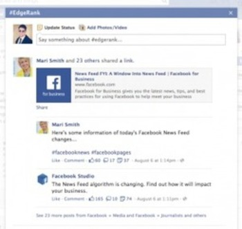 Hashtags on Facebook Do Nothing To Help Additional Exposure | Business in a Social Media World | Scoop.it