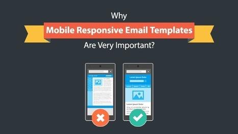 Importance of Responsive E-mail Templates - CGColors | Web Design & Development Updates | Scoop.it