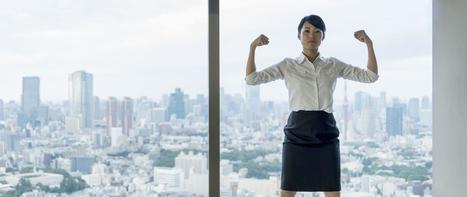 Pourquoi les entreprises dirigées par les femmes marchent mieux | femmes au travail | Scoop.it