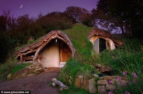 Man Builds Fairy Tale Home for His Family – Total Cost £3,000 | Architecture and Architectural Jobs | Scoop.it