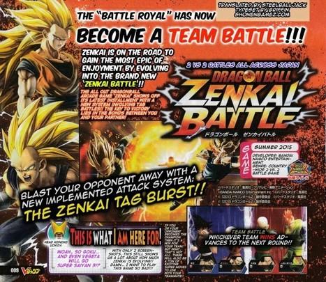Dragon Ball Zenkai Battle débarque au Japon cet été - Gamer-Network.fr | Rap , RNB , culture urbaine et buzz | Scoop.it