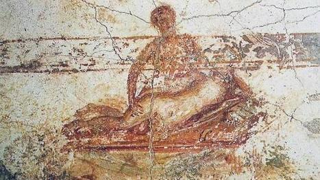 Reabren al público las Termas más eróticas de Pompeya | Conocer el Arte | Scoop.it