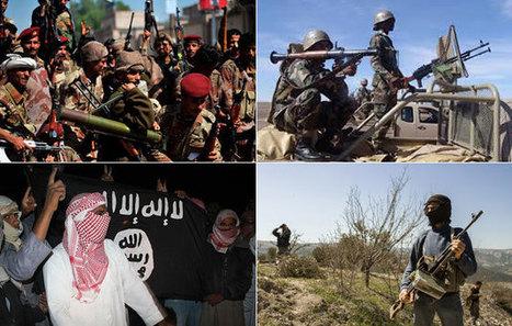 Al Qaeda controló el último bastión del régimen sirio | @CNA_ALTERNEWS | La R-Evolución de ARMAK | Scoop.it