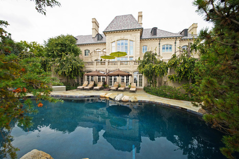 Art Van Founder's $15.9M Waterfront Home For Sale   Real Estate   Scoop.it