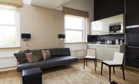 Apartment Hotels in London - Wooing Highbrow Travellers   Travel Tips & Ideas   Scoop.it