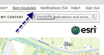 Formatting your ArcGIS Online profile | geoinformação | Scoop.it