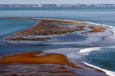 Estuaire de la Gironde : l'embouchure redessinée | Bienvenue dans l'estuaire de la Gironde | Scoop.it