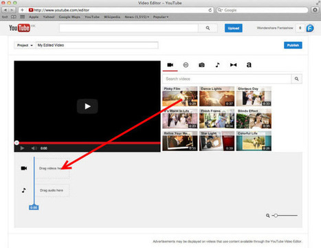 How to Use YouTube Video Editor to Edit Video on YouTube | skolit | Scoop.it
