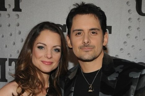 Kimberly Williams-Paisley Laughs Off Brad Paisley, Carrie Underwood Cheating Rumors | Music | Scoop.it