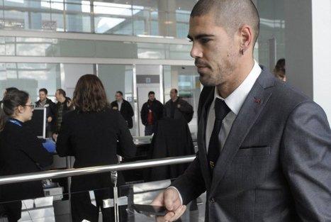 Mundo Deportivo: Víctor Valdés pasará revisión mañana con el Mónaco | FC Barcelona world | Scoop.it