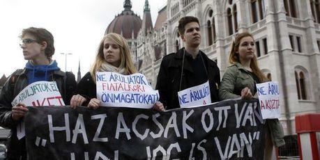 Hongrie : le Parlement adopte une modification controversée de la Constitution | Union Européenne, une construction dans la tourmente | Scoop.it