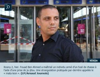 France : Un spectateur désarme de justesse un fou armé d'un fusil dans une salle de cinéma | Toute l'actus | Scoop.it