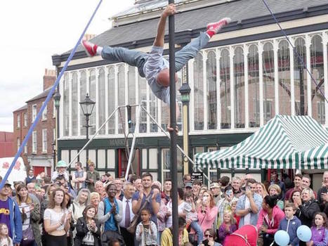 Orbit, Robinsons and Stockport Council backing the Stockport Old Town Fringe Festival | Stockport News | Scoop.it
