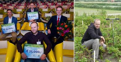 Texelse Zilte aardappel wint 's werelds eerste klimaat business competitie - AGF.nl | Voeding in de wereld: helicopterview | Scoop.it