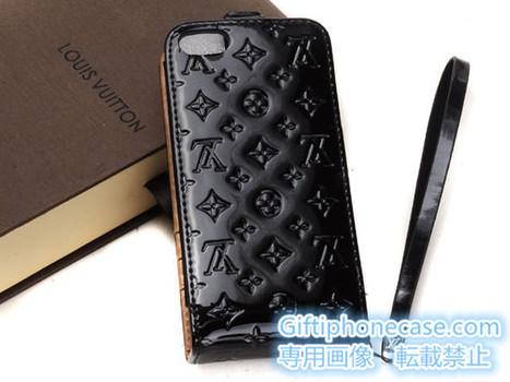 個性、唯一iphoneケース ブランド大人の2つ折りアイフォン5/5s カバー 落ち着いたブラックiphone 5/5s ケース | iPhone5 5sケース贈り物の専門店 | Scoop.it