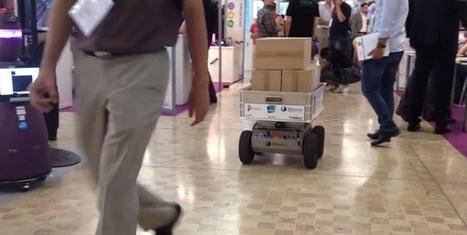 Ne vous retournez pas, vous êtes suivi par un robot d'Effidence | Une nouvelle civilisation de Robots | Scoop.it