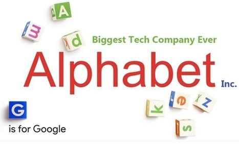 Alphabet (Google) pèse désormais plus lourd en bourse qu'Apple | Référencement internet | Scoop.it
