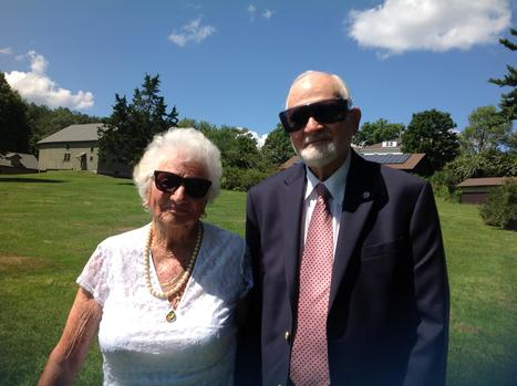 Milford couple celebrates 71 years of wedded bliss | Marriage Articles | Scoop.it