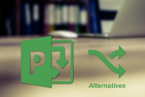 Gestion de projet, 5 vraies alternatives à Microsoft Project | La gestion de projet au quotidien | Scoop.it