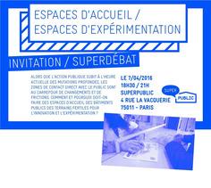 Espaces d'accueil, espaces d'expérimentation ? | Services publics de demain | Scoop.it