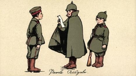 Le Centenaire et l'enseignement de l'histoire en Allemagne | Nos Racines | Scoop.it