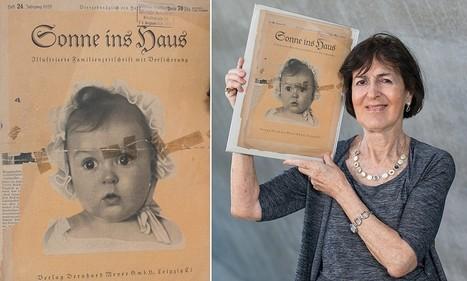 Nazi poster girl declared 'ideal Aryan baby' in propaganda was JEWISH | British Genealogy | Scoop.it