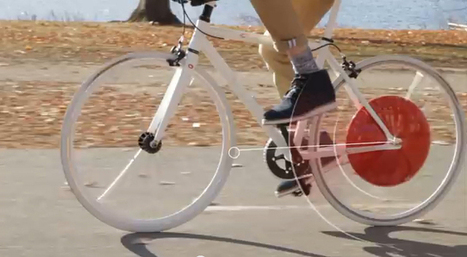 Copenhagen Wheel: The Invention That Will  Change Biking | iPad Accessories that work | Scoop.it