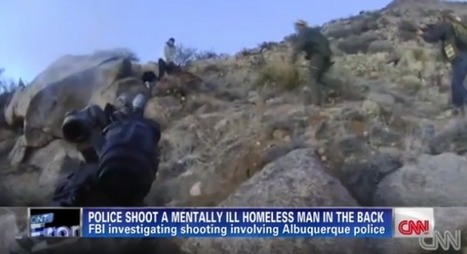 Albuquerque Police Will Face Murder Charges for Killing Homeless Man | Upsetment | Scoop.it