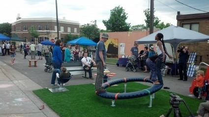 Tactical Urbanism Builds Better Blocks and Streets | Landscape Architecture Inspiration | Scoop.it