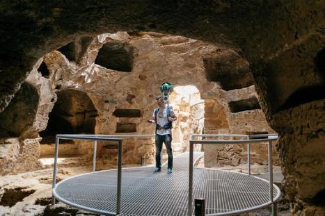 La Valle dei Templi di Agrigento da oggi online sul Google Cultural Institute   Girando in rete...   Scoop.it