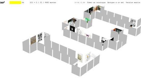 IL Y A 4 ANS ... Avec «n milliards de collections», le Centre national des arts plastiques (CNAP) fait rimer art et numérique   Art contemporain, photo & multimédias   Scoop.it