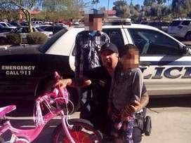 Mesa officer buys recently-abducted girl new bike | enjoy yourself | Scoop.it