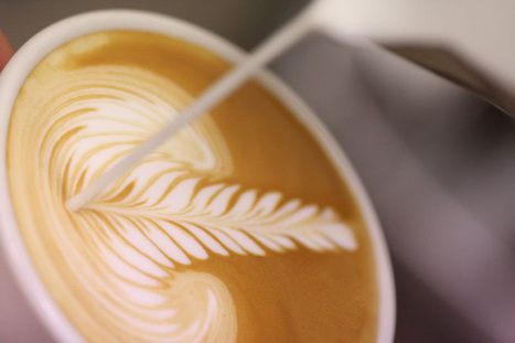How to Make Latte Art | Coffee News | Scoop.it