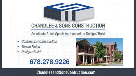 Retail Building and Construction | Atlanta Commercial Construction Company | Scoop.it