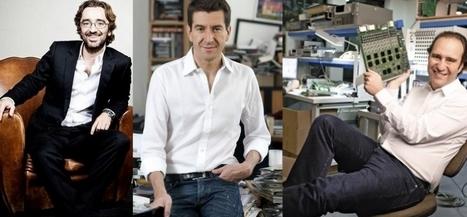 Xavier Niel, Matthieu Pigasse et Pierre-Antoine Capton créent un fonds pour racheter des médias | Everything about PR | Scoop.it