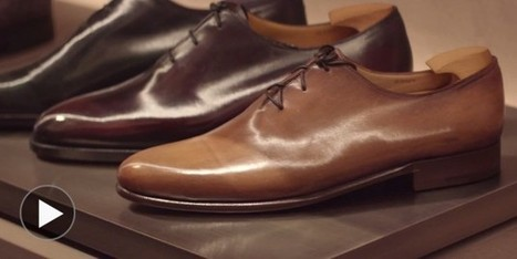 Behind the Brand with Luxury Shoemaker Berluti • Selectism | Fashion | Scoop.it
