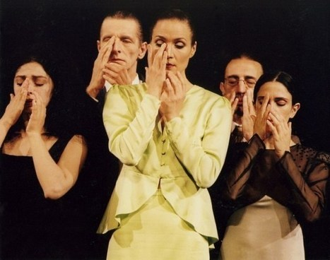 « 1980‑Une pièce de PinaBausch» (critique de CédricEnjalbert), Théâtre de la Ville à Paris | Danse Contemporaine | Scoop.it