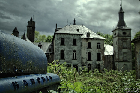 Hanomag's Slumber | Exploration: Urban, Rural and Industrial | Scoop.it