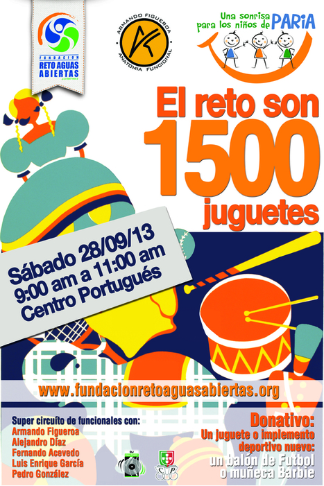 | Super Circuito Funcionales Centro Portugués | Fundación Reto Aguas Abiertas | Fundación Reto Aguas Abiertas | Scoop.it