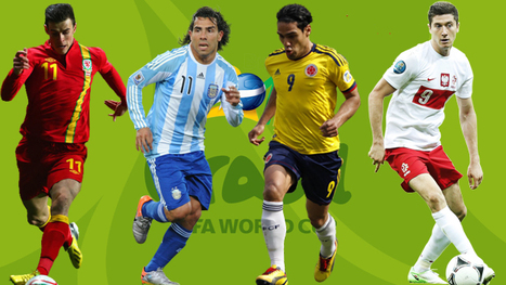TOP 10 PLAYERS THAT LOST THE 2014 BRAZIL WORLD CUP | FIFA WORLD CUP BRAZIL 2014 | Scoop.it