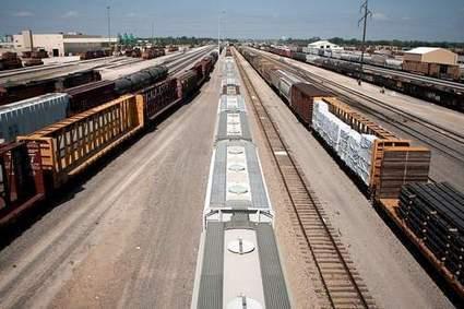 Railroad leads Galesburg in jobs - Galesburg Register-Mail   Railway road jobs   Scoop.it